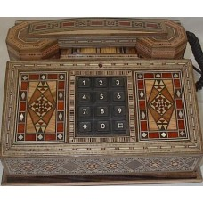 Mosaic Inlaid Phone