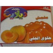 Noon Apricot Jello