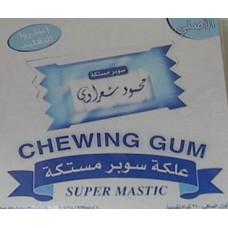 Shaarawi Gum Super Miske 100 Pcs
