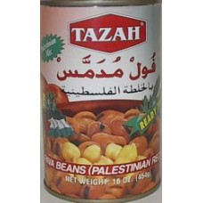 Tazah Foul Palestenian Recipes 15 Oz