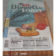 Toast Bread No Salt 330 G